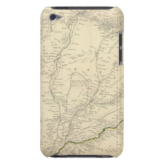 Panjab, Afghanistan, Kashmeer, Sinde iPod Touch Case-Mate Case