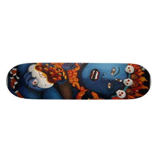 panjera mahakala skateboard deck