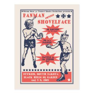 Panman v. Shovelface Postcard