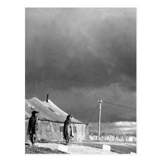 Panmunjom, Korea_War Image Postcard