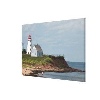 Panmure Island, Prince Edward Island. Panmure Canvas Print