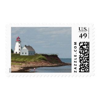 Panmure Island, Prince Edward Island. Panmure Postage