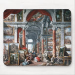 Pannini - galería de vistas de Roma moderna Alfombrilla De Ratón