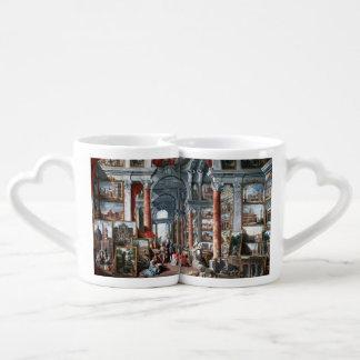 Pannini - Gallery of Views of Modern Rome Coffee Mug Set
