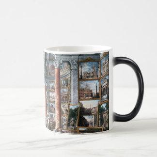 Pannini - Gallery of Views of Modern Rome Magic Mug