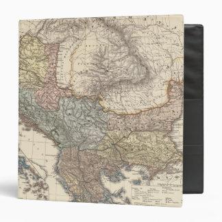 Pannonia, Illyricum, Dacia, Moesia