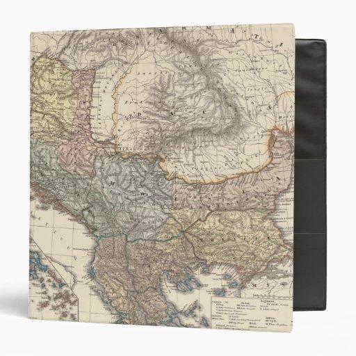 "Pannonia, Illyricum, Dacia, Moesia Carpeta 1 1/2"""