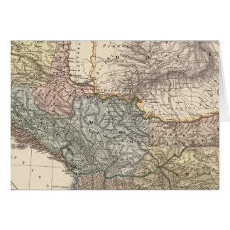 Pannonia, Illyricum, Dacia, Moesia Tarjeta De Felicitación