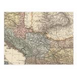 Pannonia, Illyricum, Dacia, Moesia Tarjeta Postal