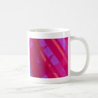 paño coloreado taza