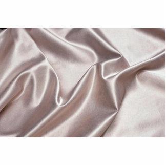 Paño de seda blanco divino fotoescultura vertical