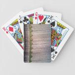 Paño viejo baraja de cartas
