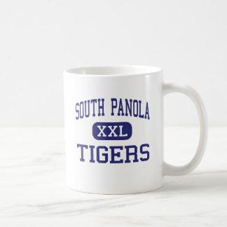 Panola del sur - tigres - alto - Batesville Taza