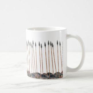 Panoply - Field of Greek hoplite spears Coffee Mug