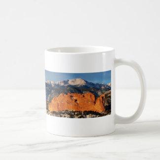 Panorama 01 classic white coffee mug