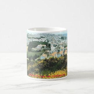 Panorama 1976 de Bovino, BOVINO (FG) Puglia - Taza Mágica