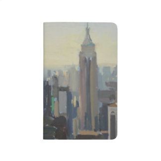 Panorama 2012 de Manhattan Cuadernos Grapados