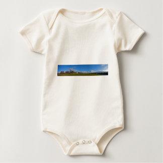 Panorama 3 baby bodysuit