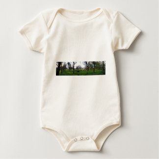 Panorama 9 baby bodysuit