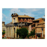 Panorama arqueológico de Roma Impresiones