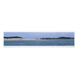 Panorama - Blue|Sea|Sky Photographic Print