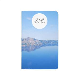 Panorama Crater Lake Journal