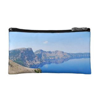 Panorama Crater Lake Makeup Bag