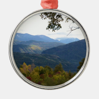 Panorama de Calabria Adornos De Navidad
