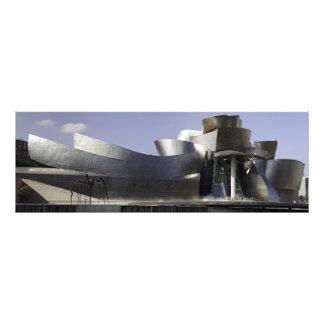 Panorama de Guggenheim Impresiones Fotográficas