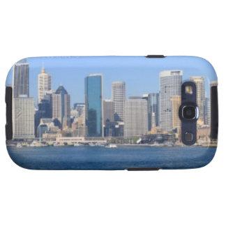 Panorama de la ciudad de Sydney Samsung Galaxy S3 Funda