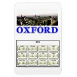 Panorama de la foto de Oxford 1986 tejados 2 El MU Imán Flexible