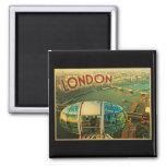 Panorama de Londres Imán Para Frigorifico