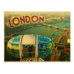 Panorama de Londres Postales