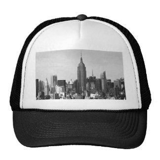 Panorama de New York City Gorros