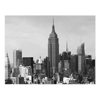 Panorama de New York City Postales