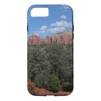 Panorama de rocas rojas en Sedona Arizona Funda iPhone 7