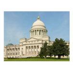 Panorama del edificio del capitolio del estado de  tarjetas postales