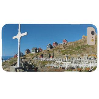 Panorama del noroeste de Groenlandia del Funda Barely There iPhone 6 Plus