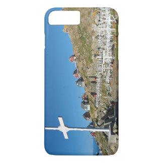 Panorama del noroeste de Groenlandia del Funda iPhone 7 Plus
