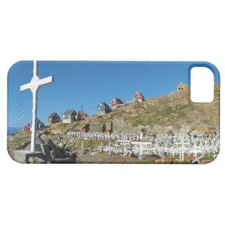 Panorama del noroeste de Groenlandia del Funda Para iPhone SE/5/5s
