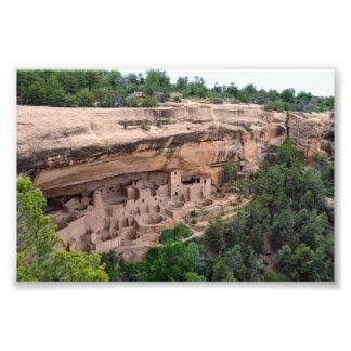 Panorama del palacio del acantilado, Mesa Verde, Fotografías