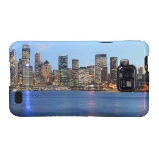 Panorama del puente de puerto de Sydney en la Samsung Galaxy S2 Carcasa