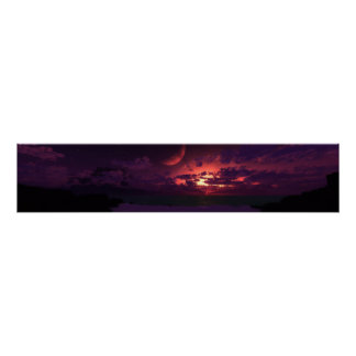 Panorama Extrasolar Póster