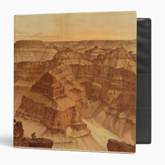 Panorama from Point Sublime 3 Ring Binder