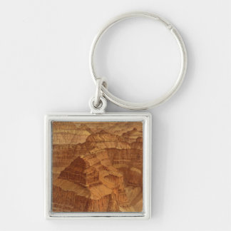 Panorama from Point Sublime Keychain