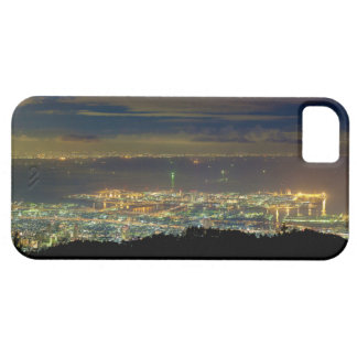 Panorama Kansai Osaka Bay Japan from Mt. Rokko iPhone SE/5/5s Case