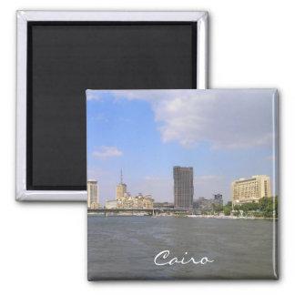 Panorama of Cairo Magnet