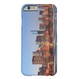 Panorama of Chicago, Illinois across Lake Barely There iPhone 6 Case