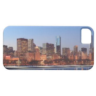 Panorama of Chicago, Illinois across Lake iPhone SE/5/5s Case