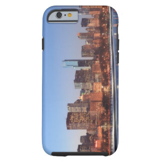 Panorama of Chicago, Illinois across Lake Tough iPhone 6 Case